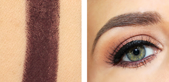 Colourpop Crème Gel Liner in Best O Photos, Review, Swatches // JustineCelina.com