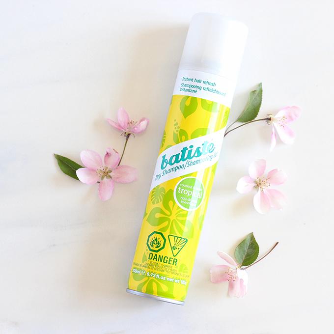 Batiste Tropical Dry Shampoo Photos, Review // JustineCelina.com