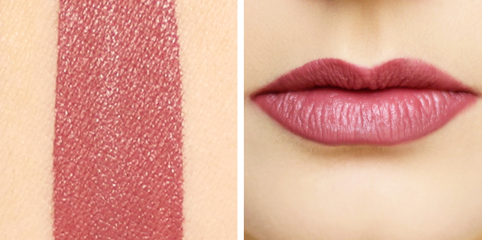 Colourpop Ultra Satin Lip in Frick N' Frack Photos, Review, Swatches // JustineCelina.com