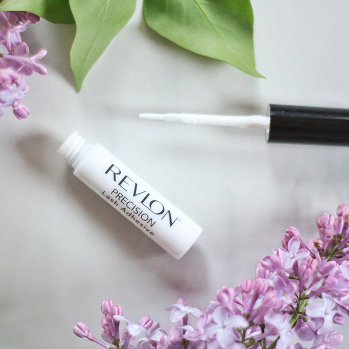 Best in Beauty | May 2015 // Revlon Precision Lash Adhesive Photos, Review // JustineCelina.com