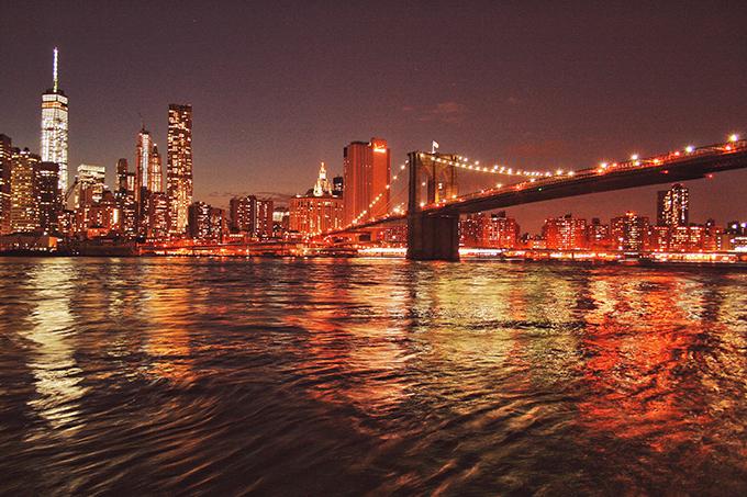 Snapshot   New York City   The Brooklyn Bridge and Manhattan Skyline // JustineCelina.com
