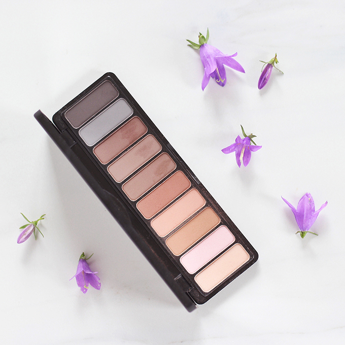 e.l.f. Mad for Matte Eyeshadow Palette Photos, Review, Swatches | August 2016 Beauty Favourites // JustineCelina.com