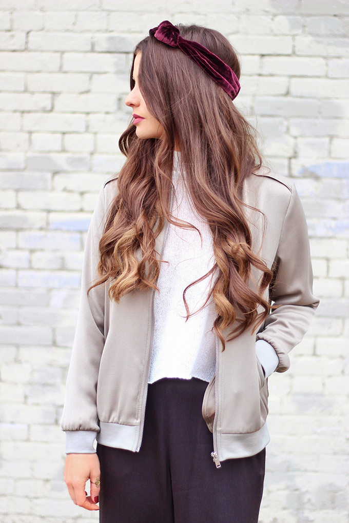 Autumn 2016 Trend Guide | Urban Gypsy | Bomber Jackets // JustineCelina.com