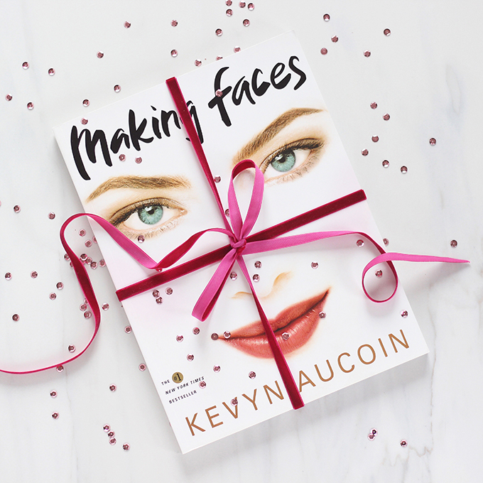 Holiday 2016 Gift Guide for Beauty Lovers | Making Faces by Kevyn Aucoin // JustineCelina.com