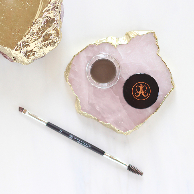 Luxury Products Worth the Splurge | Brows // JustineCelina.com