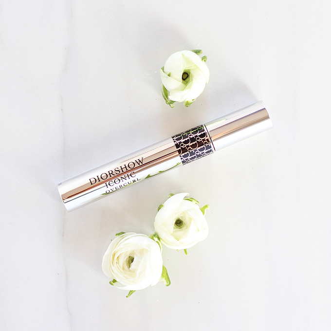 Diorshow Iconic Overcurl Mascara Photos, Review, Swatches | December 2016 Beauty Favourites // JustineCelina.com
