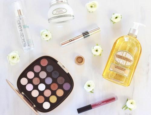December 2016 Beauty Favourites // JustineCelina.com