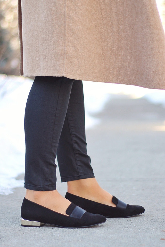 Winter 2017 Shoe Guide   Extras   Elevated Loafers // JustineCelina.com