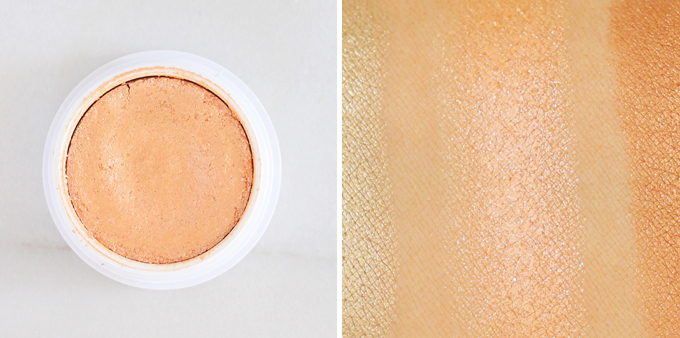 Colourpop Super Shock Shadow in Flipper Photos, Review, Swatches // JustineCelina.com