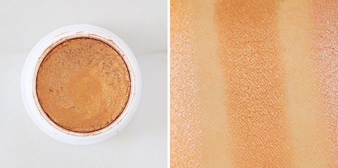 Colourpop Super Shock Shadow in KathleenLights Photos, Review, Swatches // JustineCelina.com