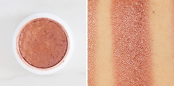 Colourpop Super Shock Shadow in Sequin Photos, Review, Swatches // JustineCelina.com