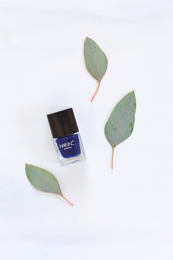 NAILS INC. Nailpure Polish in Prince Arthur Road Photos, Review, Swatches | November 2017 Beauty Favourites // JustineCelina.com