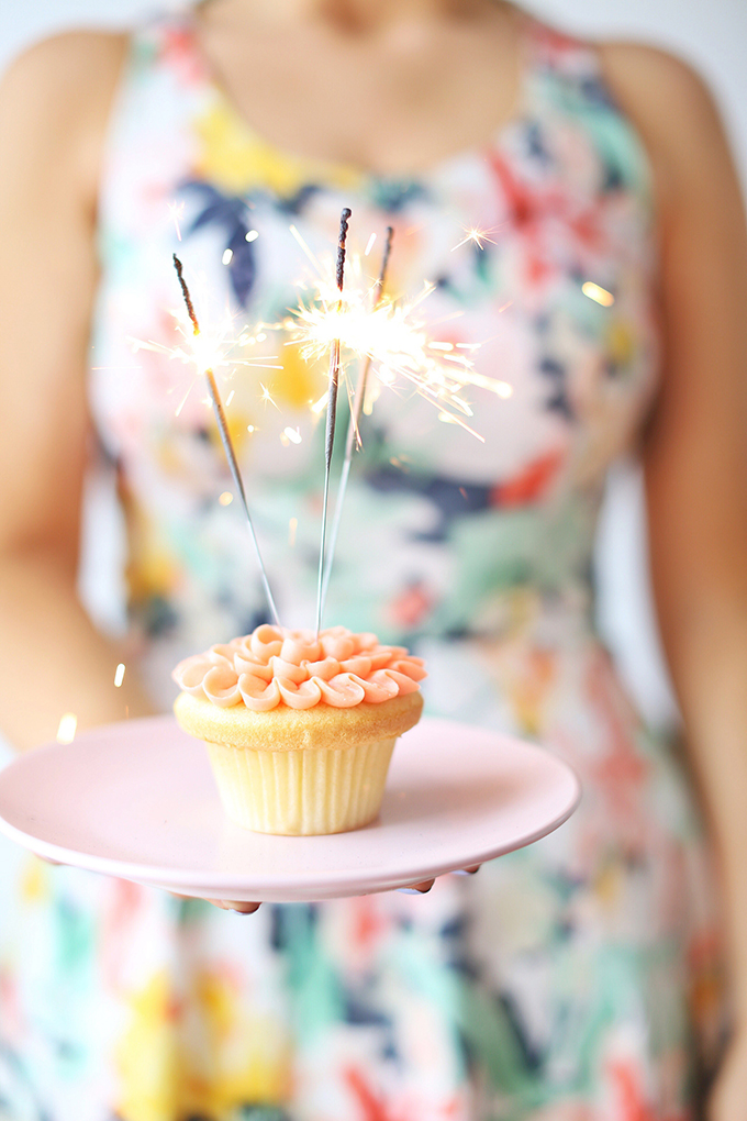 My 3rd Blogiversary + 10 Things I Learned in my Third Year of Blogging | A Pantone Spring 2018 Inspired Birthday Celebration // JustineCelina.com