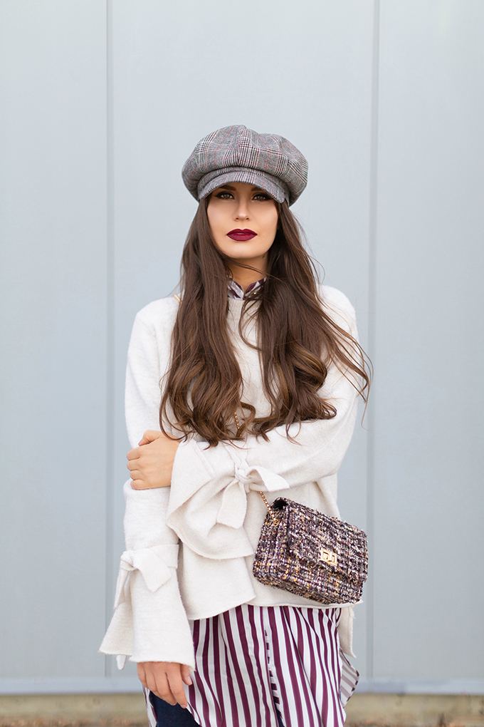 How to Style: Transitional Layers | Winter to Spring 2018 Transitional Style Ideas for Cooler Climates | Calgary, Alberta Fashion Blogger // JustineCelina.com