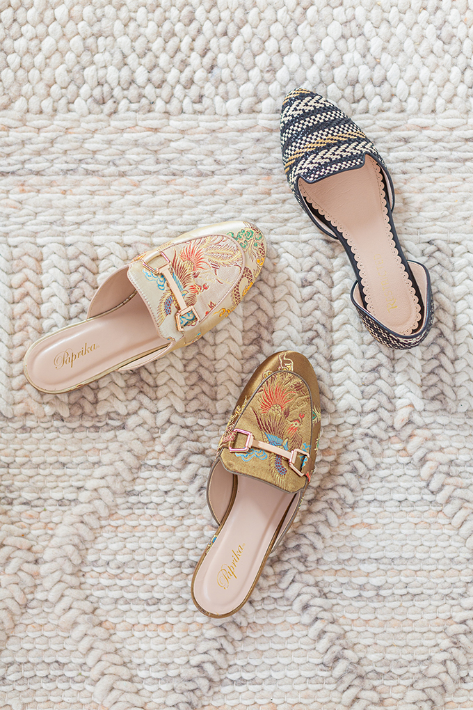 Transitional Shoe Guide | Summer to Autumn 2018 // The Best Shoes to Transition from Summer into Fall | Top Shoe Trends 2018 | Loafers | Best Gucci Inspired Loafers // JustineCelina.com