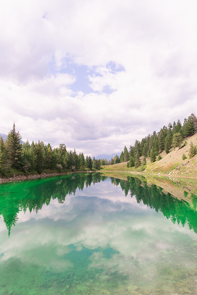 Valley of the 5 Lakes, Jasper National Park | September 2018 Long Weekend | Calgary Lifestyle and Travel Blogger // JustineCelina.com