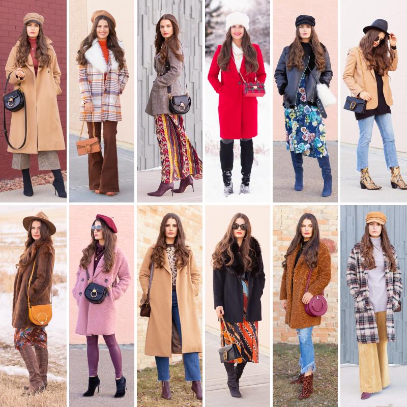 Winter Fashion Lookbook