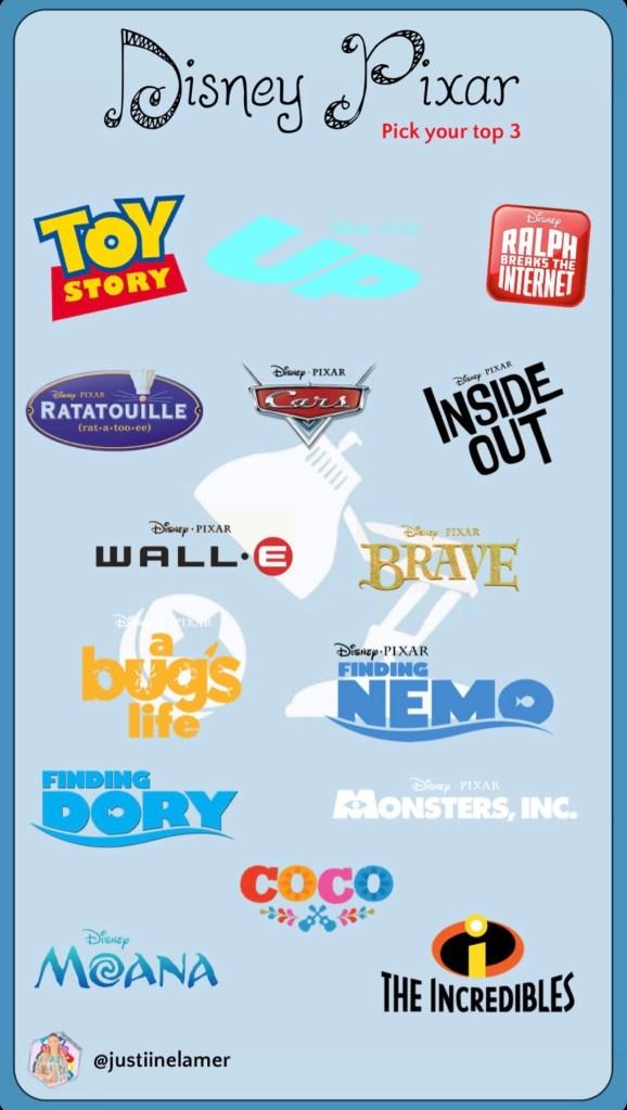 Disney Pixar 2