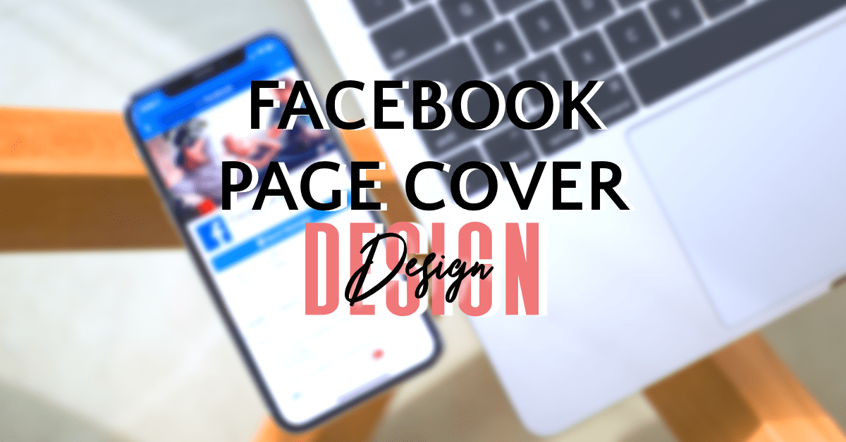 HOW TO MAKE A FACEBOOK PAGE COVER USING THE OVER APP