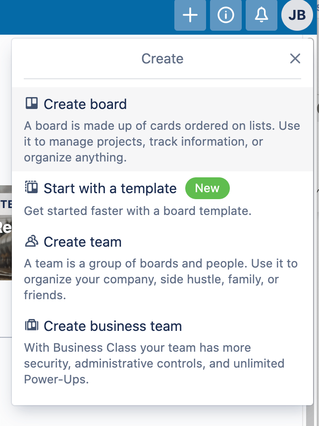 how to plan your business goals with trello