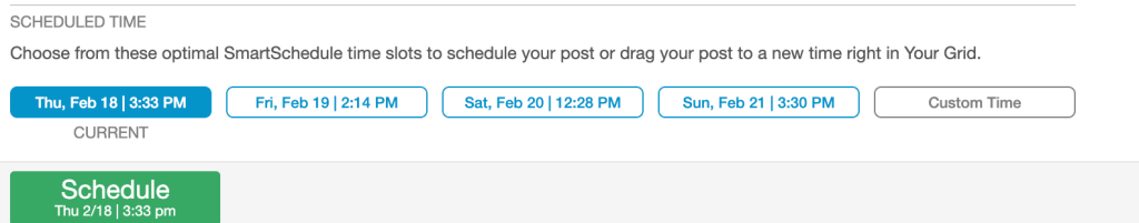 how to schedule your Instagram posts using Tailwind