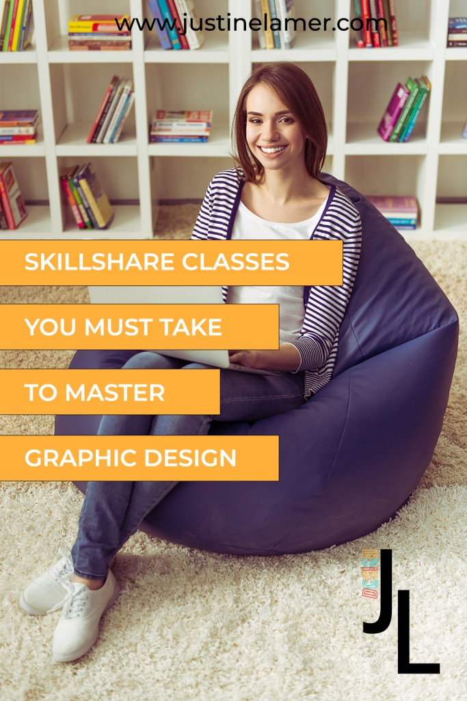 Skillshare classes you must take to master graphic design