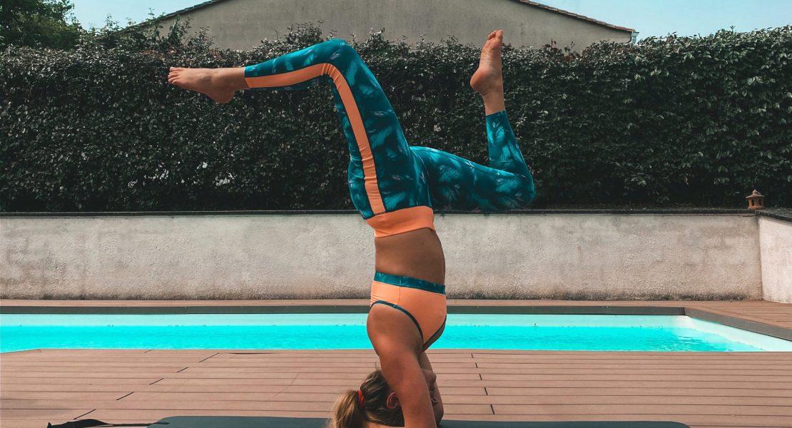 comment faire le headstand