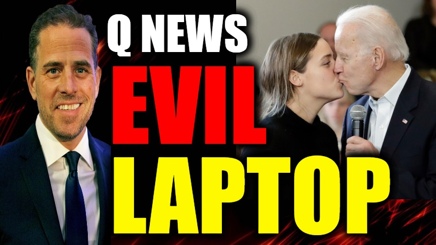 HUNTER'S EVIL LAPTOP, RUDY GIULIANI SETUP BY BORAT DEBUNKED, & DEEP DARK EVIL EXPOSED!!!