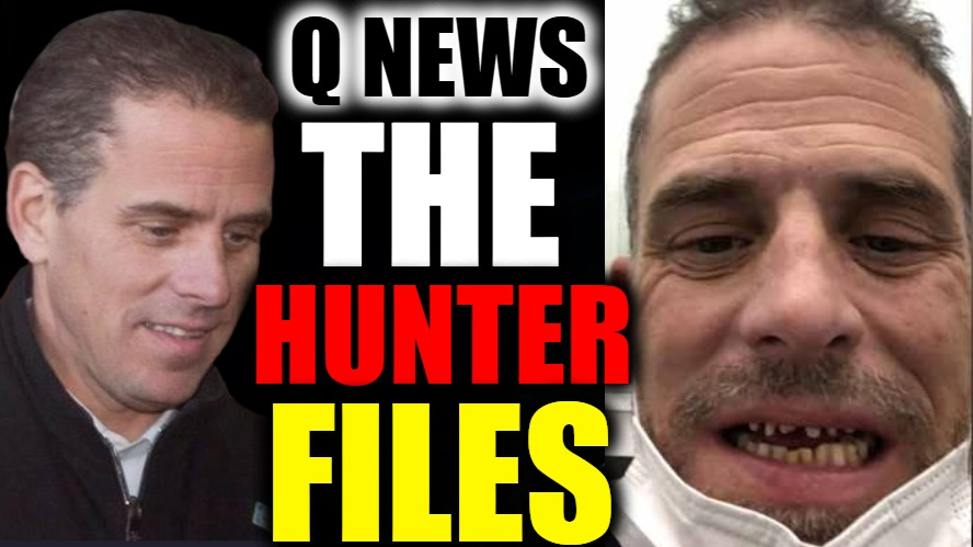 THE HUNTER FILES