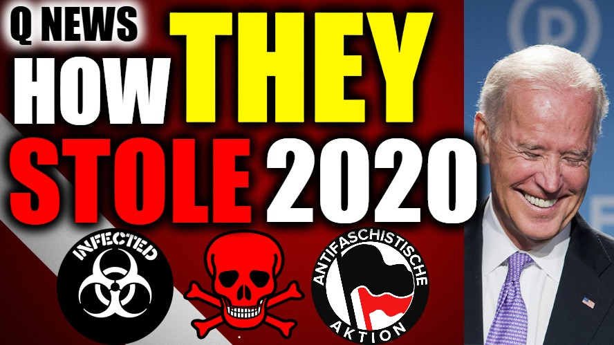 How THEY Stole 2020!