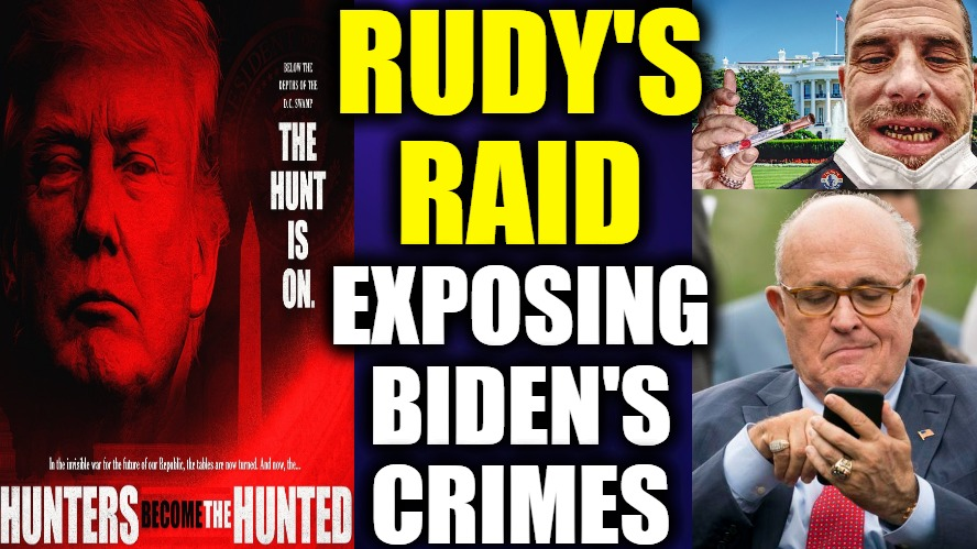 FBI Ignores BIDEN CRIMES Exposed By Trump's Lawyer, Proof COVID Is Chinese Bioweapon? & MUCH MORE…