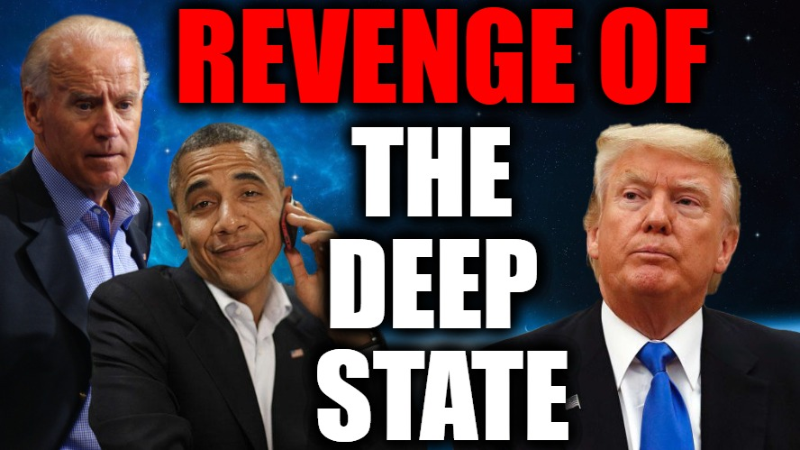 Deep State Cartel Seeking To Frame President Trump In NYC With False Criminal Charges!?!?