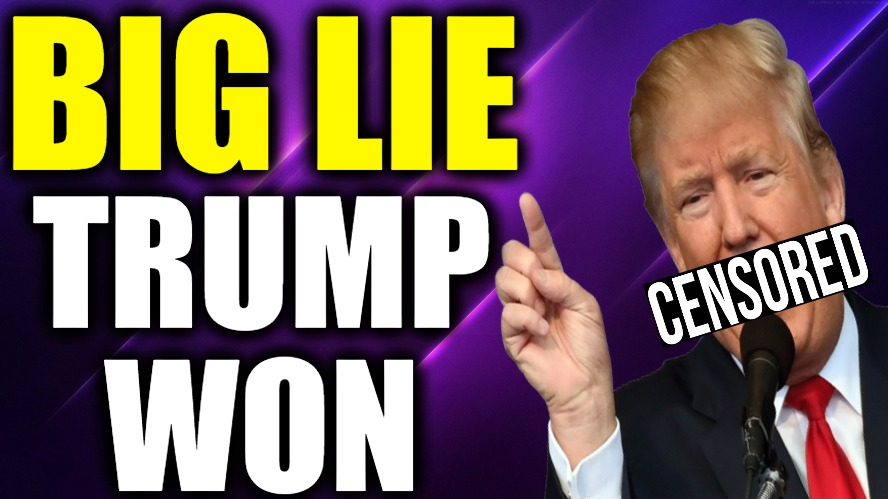 "President Trump Calls 2020 Election ""FRAUDULENT"" ""BIG LIE"", CIA Gets WOKE, & More Biden SHILLS Lie!!"