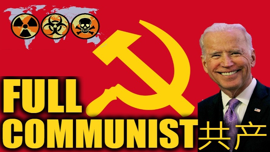Biden, BLM, ANTIFA, & DEMs Installing FULL COMMUNIST DICTATORSHIP!!! + Censored News Update…