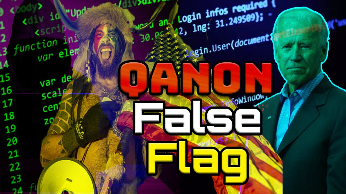 Was Jan. 6th A FALSE FLAG Operation Run By Deep State w/ FBI To Distract From 2020 Election Fraud???