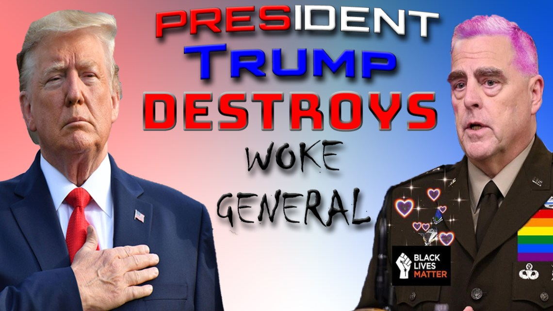 """Did A US General call MAGA Movement Nazi & Threaten Americans Saying """"We're The Guys With The Guns""""?"""