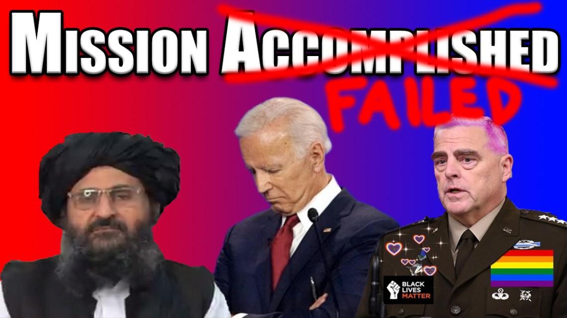 MISSION FAILED (AFGHANISTAN EDITION)