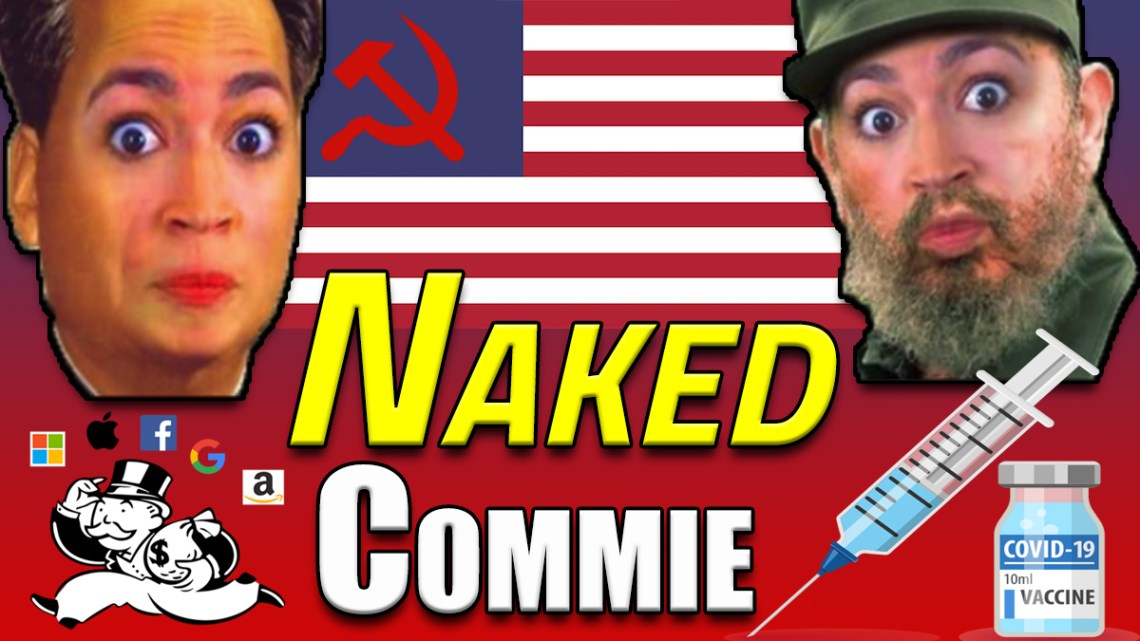 """JUSTINFORMED TALK PRESENTS: """"THE NAKED COMMIE"""""""
