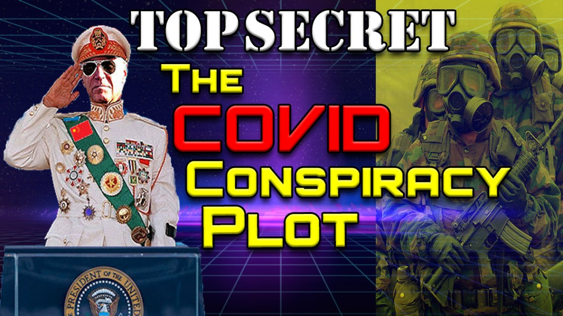 Exposing The SECRET PLOT To Exploit The COVID HOAX Against The Whole World!