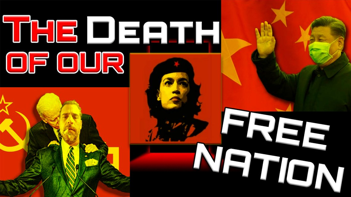 Is Our Nation Being Destroyed By Communist Sympathizers Bent On World Domination?