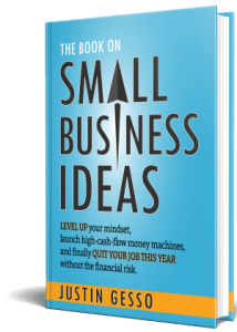 Book on Small Business Ideas Cover