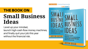 The Book on Small Business Ideas Release Announcment