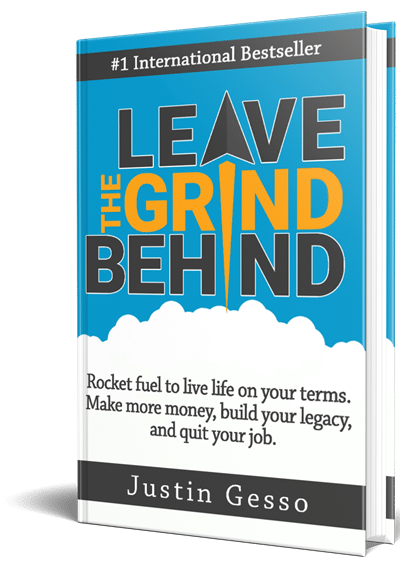 Leave the Grind Behind Book