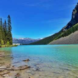 Lake Louise and The Plain of Six Glaciers
