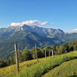 Slovenia's Soča River Valley