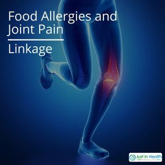 Food Allergies Joint Pain