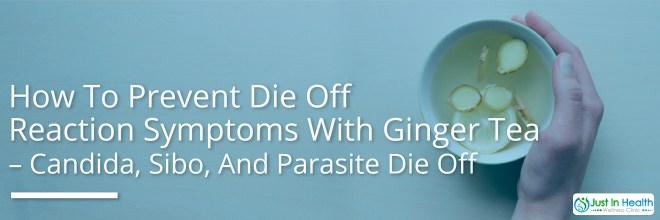how to help symptoms of strep die off