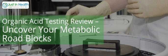 Organic Acid Testing Review