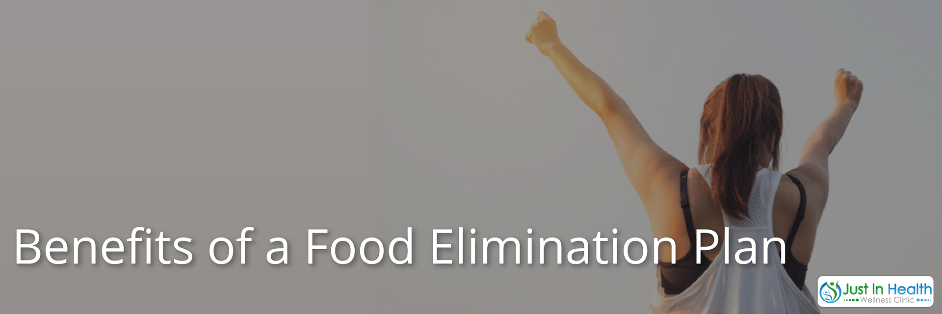 Food elimination plan benefits