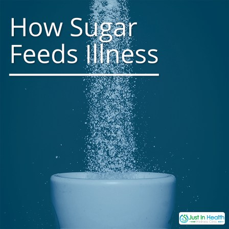 How Sugar Feeds Illness